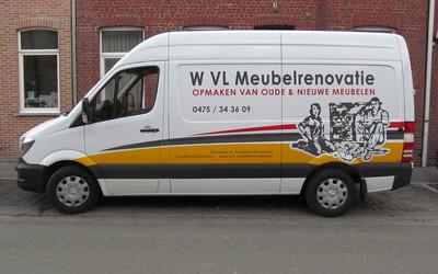 Meubelrenovatie - W-VL Meubelrenovatie